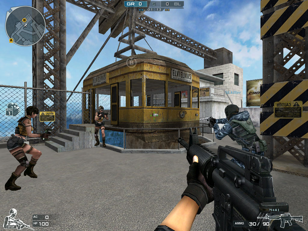 Cross Fire 1.0.71 Screenshot
