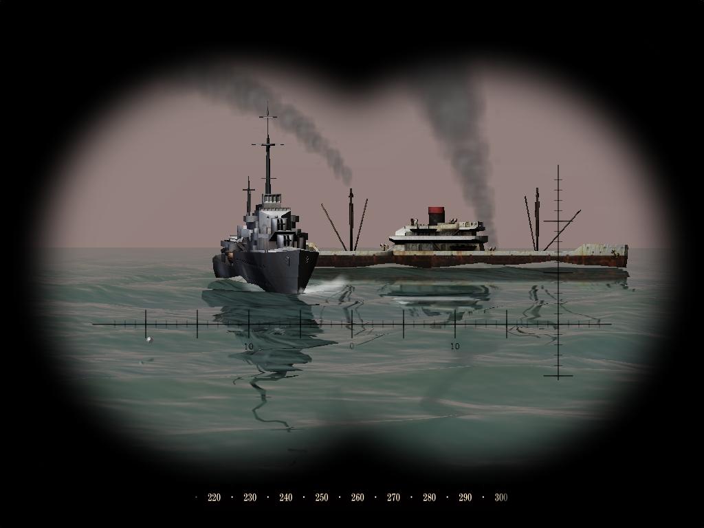 Danger from the Deep Screenshot