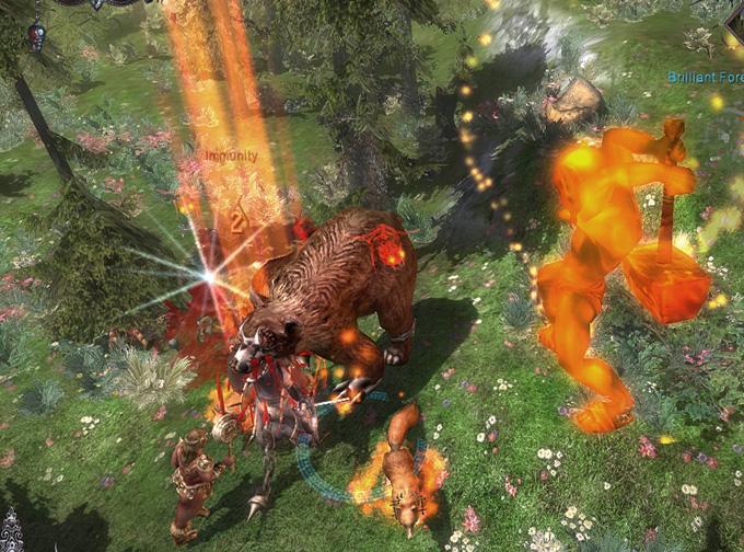 Dawn Of Magic 1.0 Screenshot