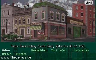 Der Clou! Screenshot