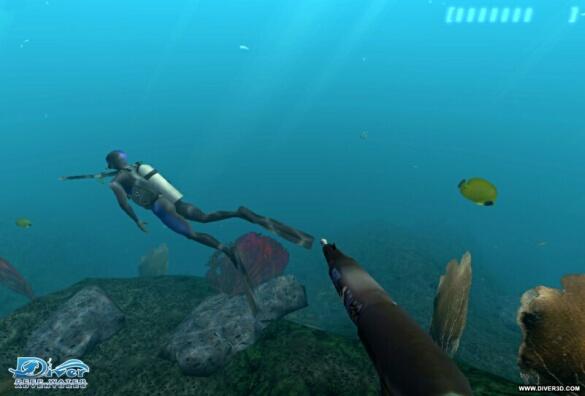Diver: Deep Water Adventures 1.0 Screenshot