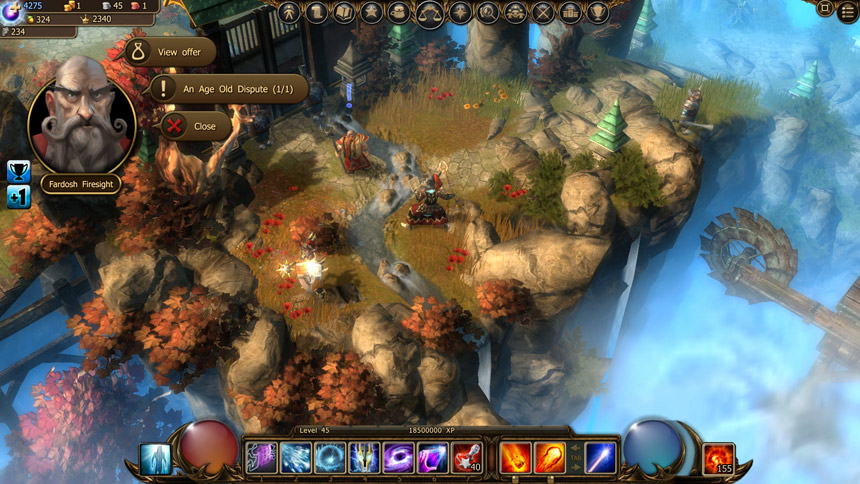Drakensang Online Screenshot