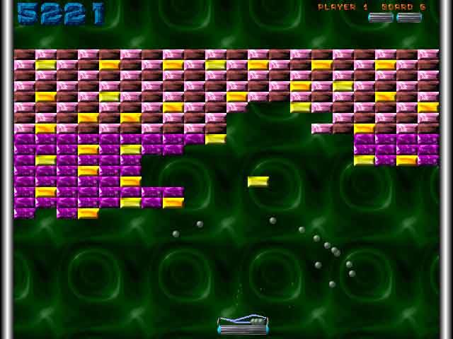 DX-Ball 2 1.25 Screenshot