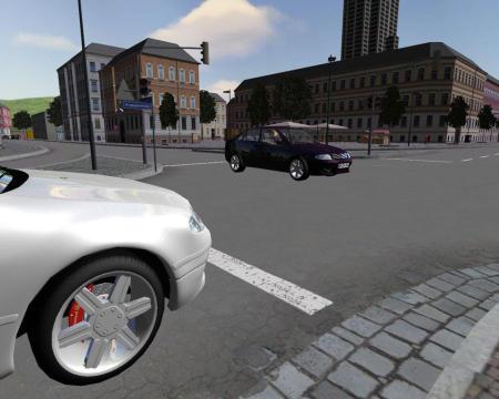 Fahr-Simulator 2009 Screenshot