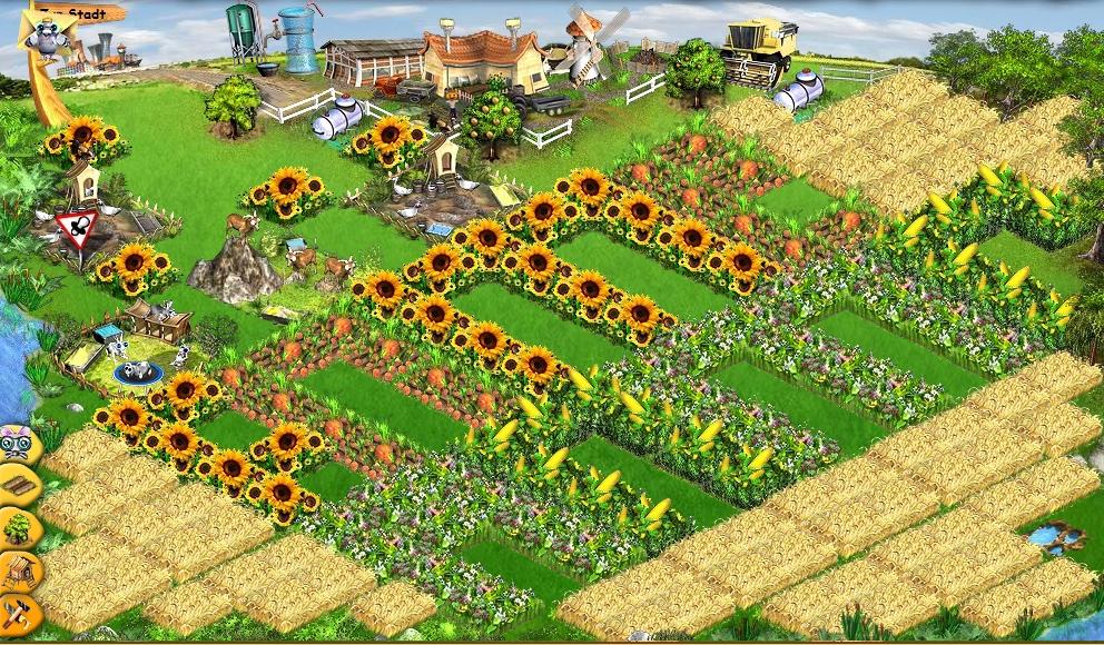 Farmerama 1.0 Screenshot
