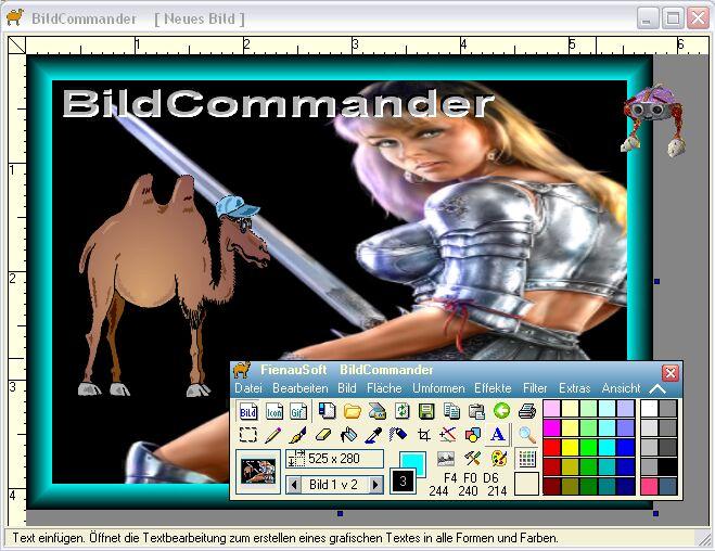 BildCommander Screenshot