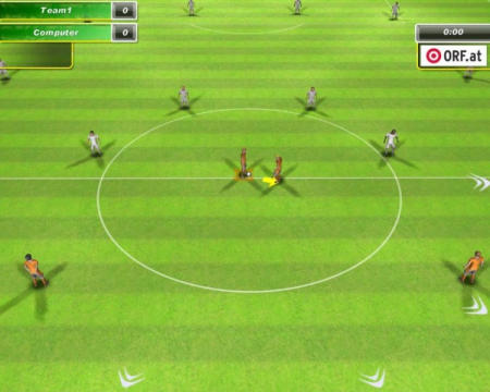 Fussball Challenge 09 1.0 Screenshot