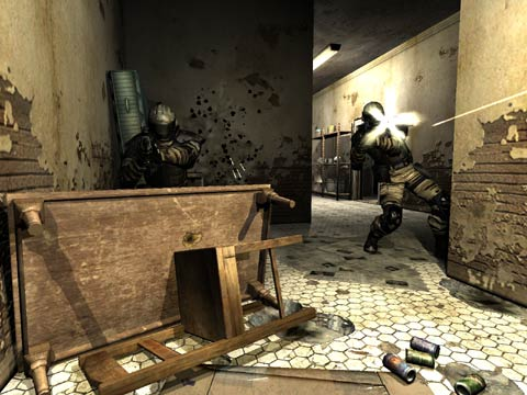 F.E.A.R. Combat 1.07 Screenshot