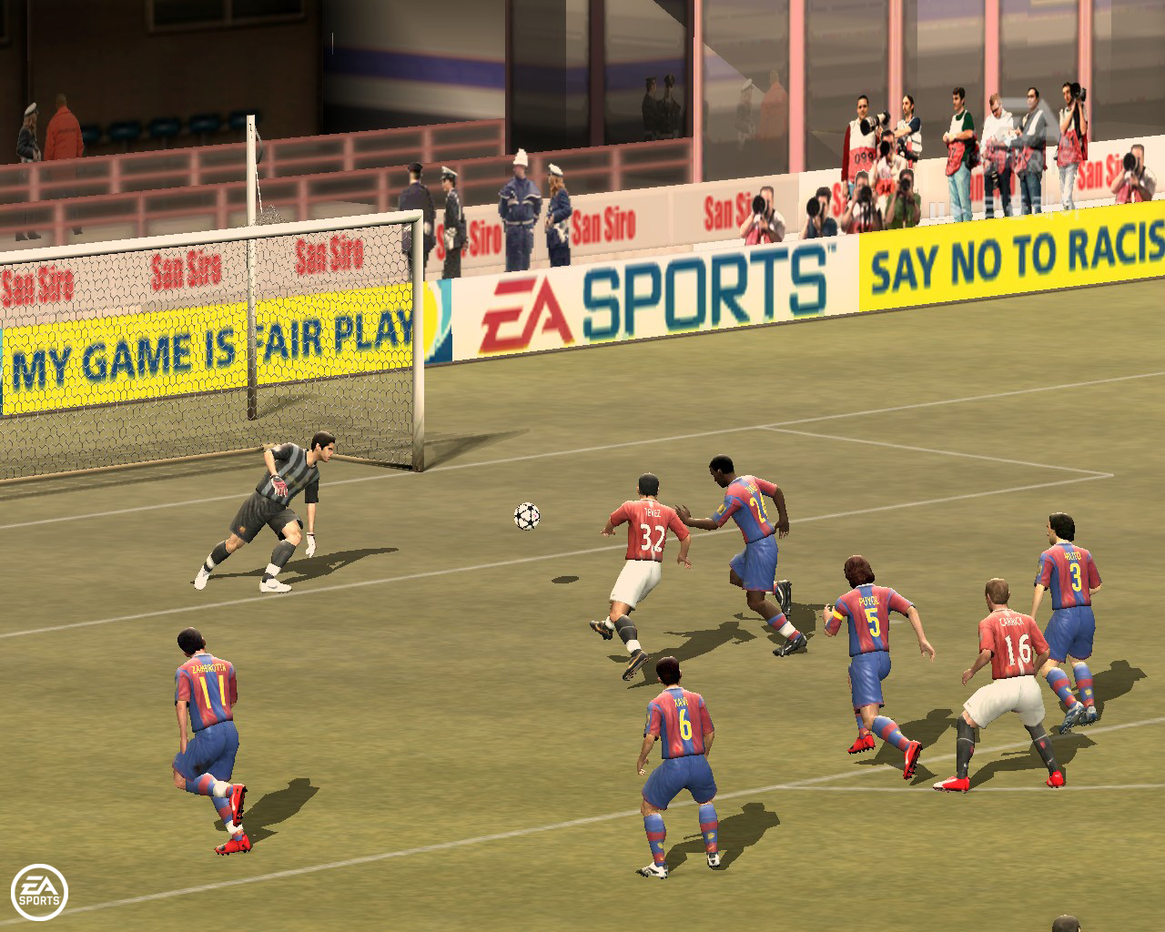 FIFA Online 2 2 Screenshot