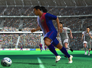 FIFA 2007 Screenshot