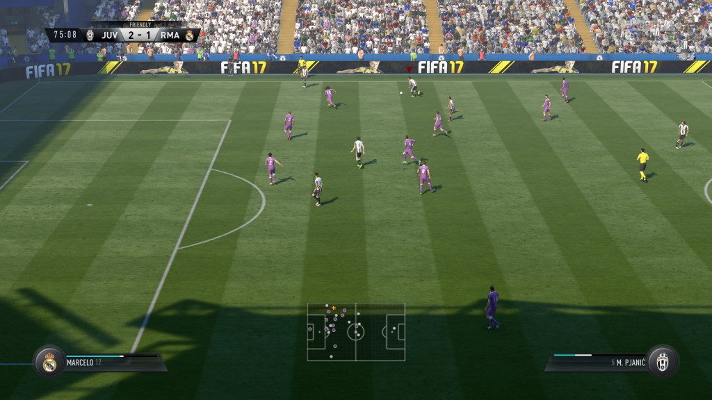 FIFA 17 Demo PC Screenshot