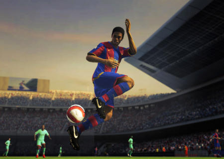 FIFA 2009 Screenshot