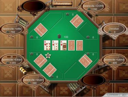 Flash Poker Screenshot