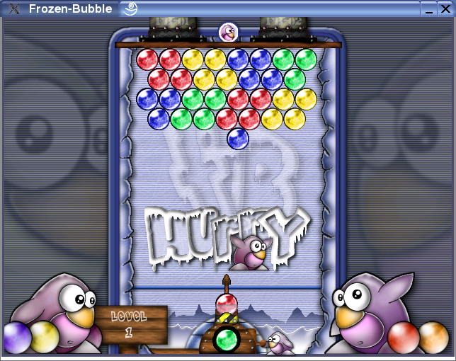 Frozen Bubble 1.0.0 Screenshot