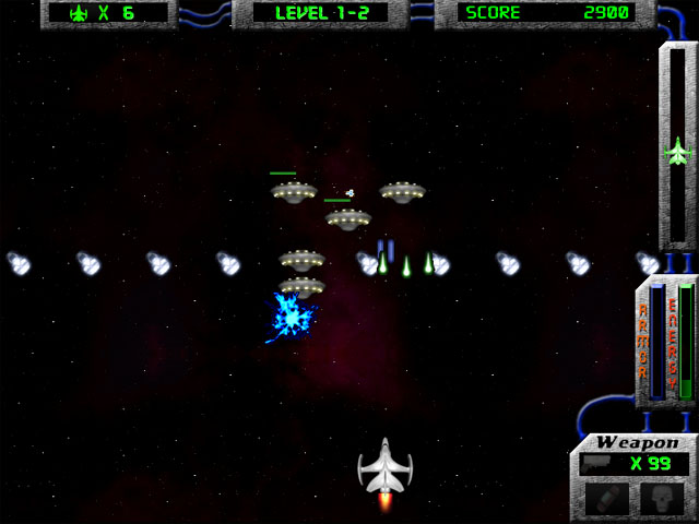 Galaxy Guard 3.0 Screenshot