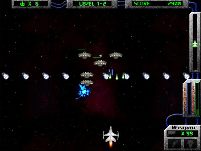 Galaxy Guard 3.0 Screenshot