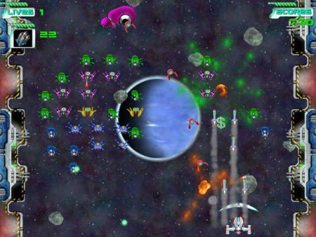 Galaxy Invaders 1.0 Screenshot