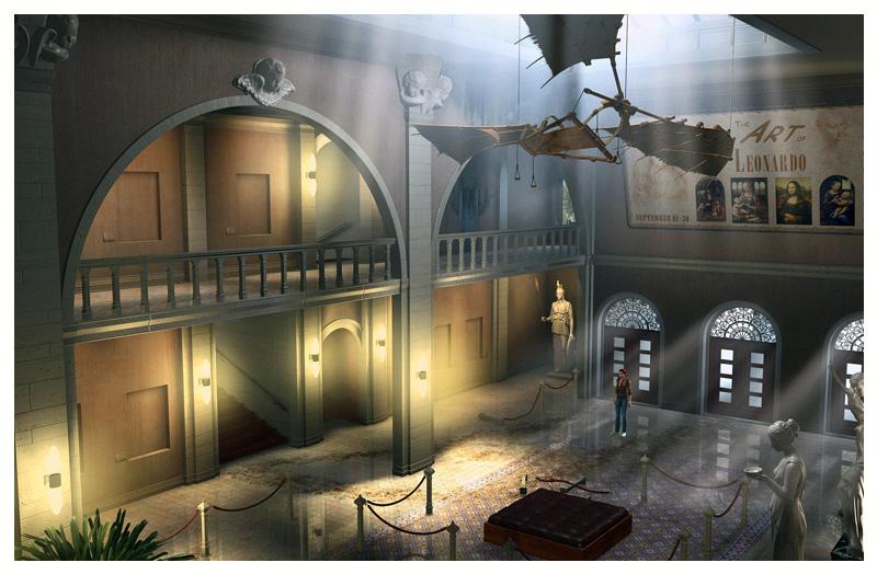 Geheimakte 3 - Demo Screenshot
