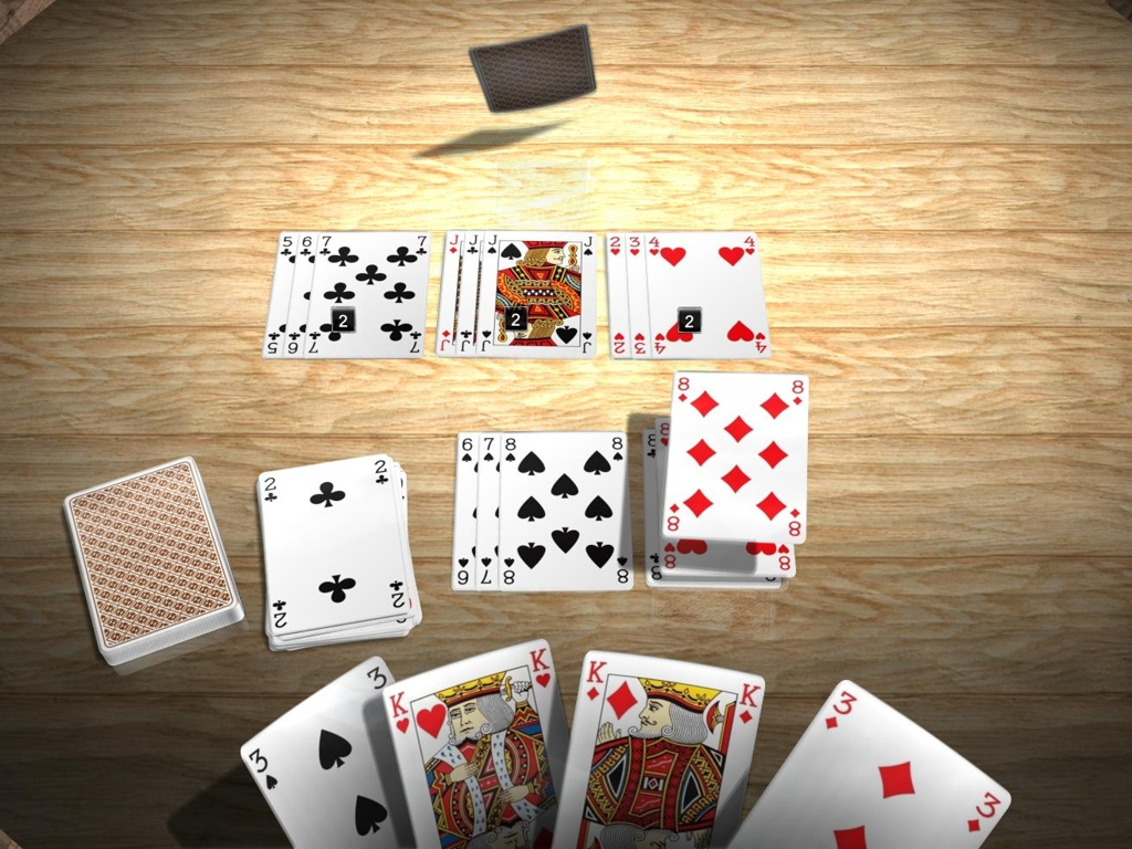 Gin Rummy - The Royal Club 2.0 Screenshot