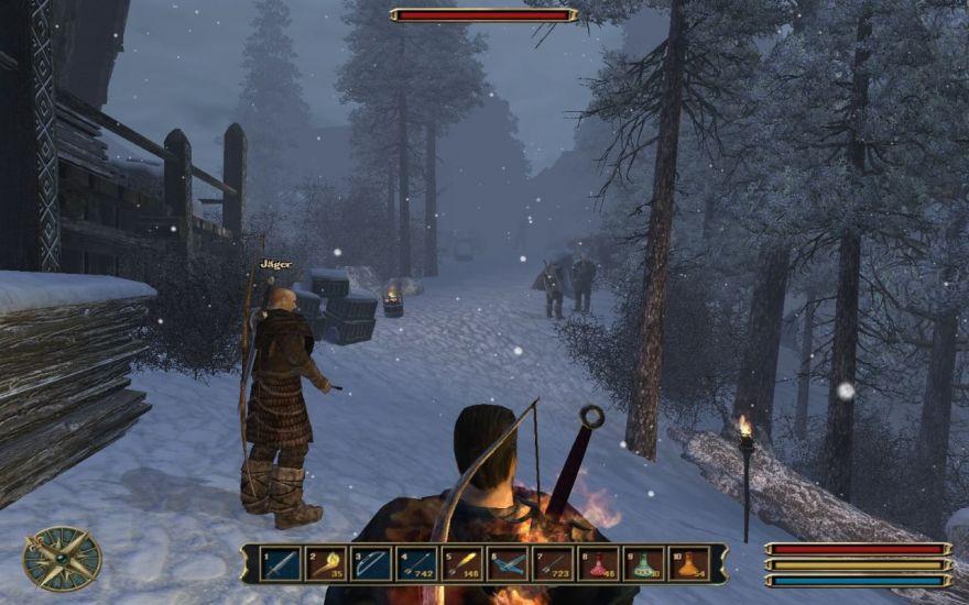 Gothic 3 1.0 Screenshot