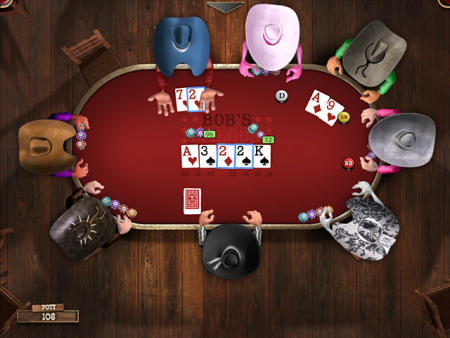 Governor of Poker 1.0 Screenshot