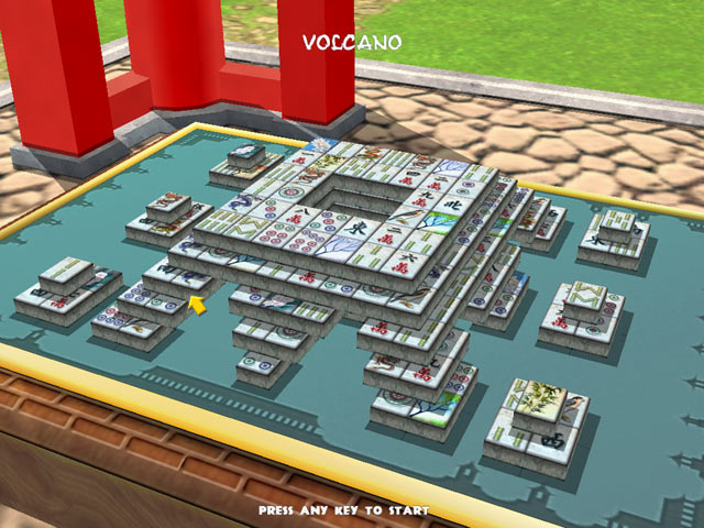 Great Mahjong 1.0 Screenshot