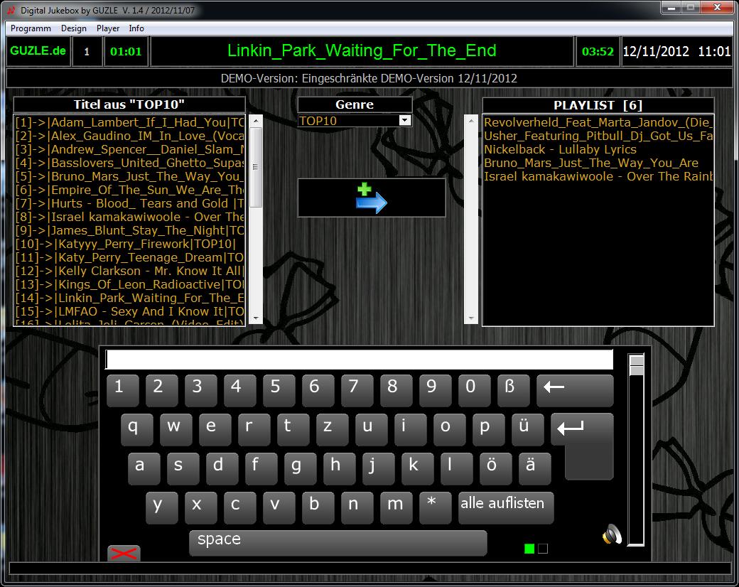 GUZLE Screenshot