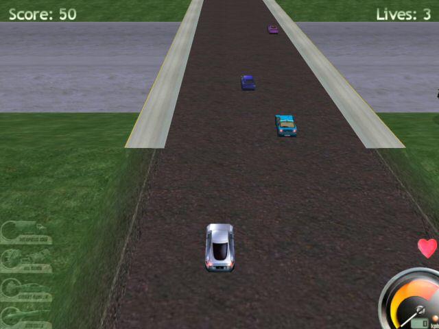 ���� ���� �������� ������� HighwayPursuit ������� ��������