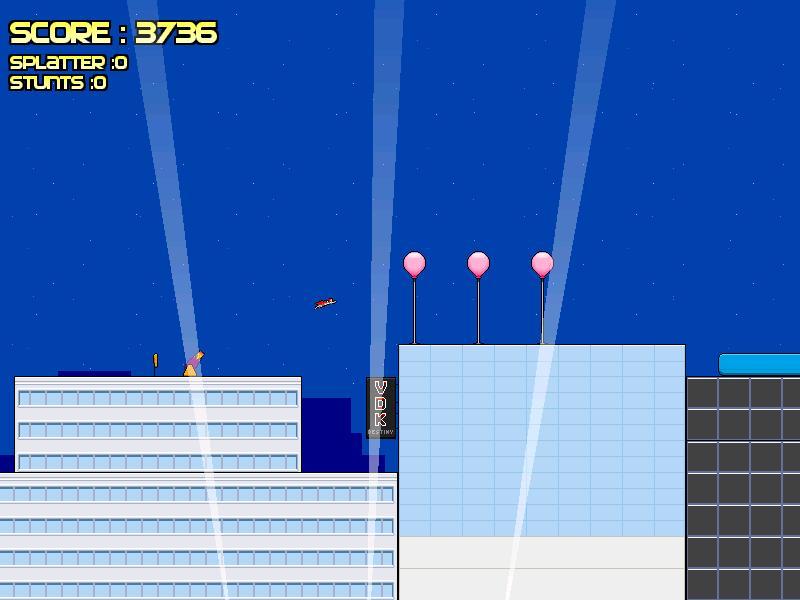 Super Human Cannonball 1.1 Screenshot