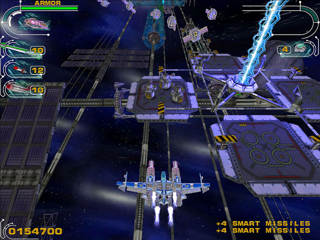 Hyperspace Invader 2.60 Screenshot