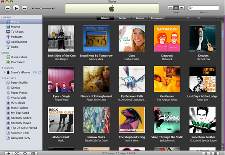 iTunes 12.0.1 Screenshot