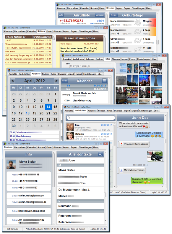 iTwin 3.3 Screenshot