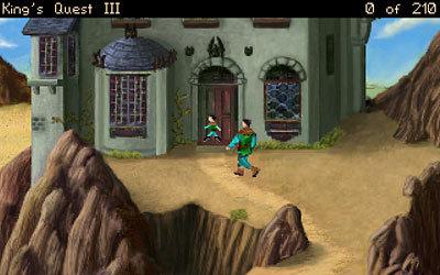 King's Quest III 2.0 Screenshot
