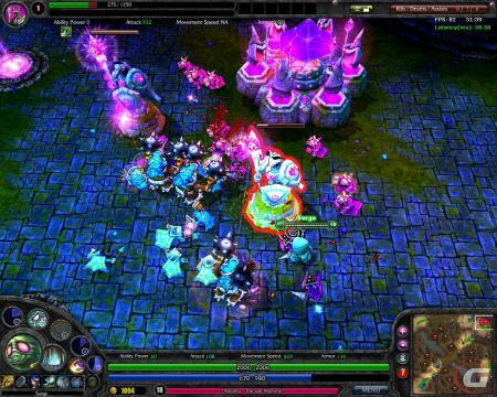 League of Legends - Client 06.12.13 Screenshot
