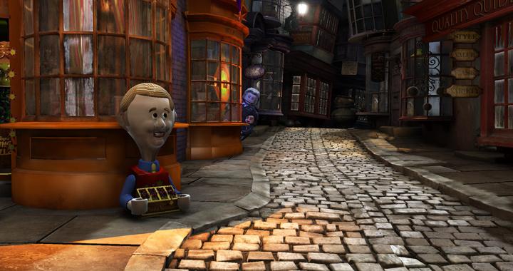 LEGO Harry Potter: Die Jahre 5-7 Demo 1.0 Screenshot