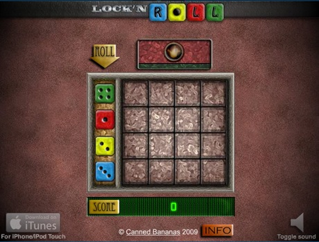 Lock n Roll 1.0 Screenshot