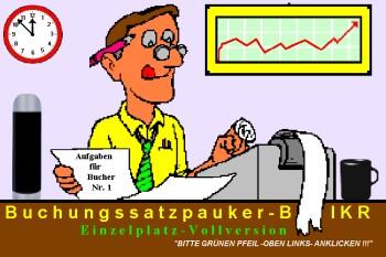 Buchungssatzpauker-B Screenshot