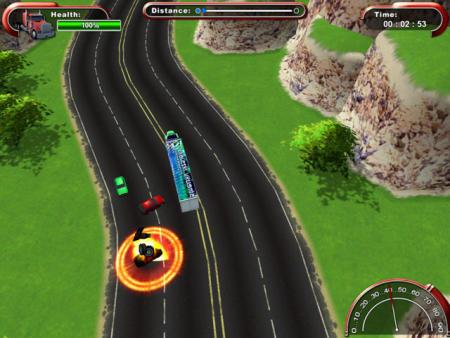 Mad Truckers 1.0 Screenshot