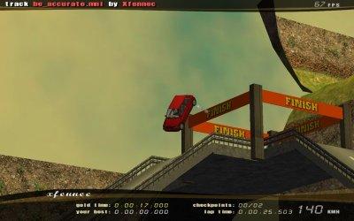 Mania Drive 1.2 Screenshot