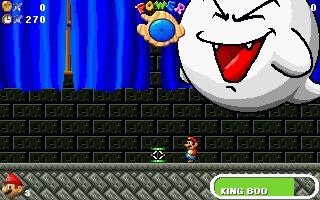 Super Mario: Blue Twilight DX 1.04.1 Screenshot