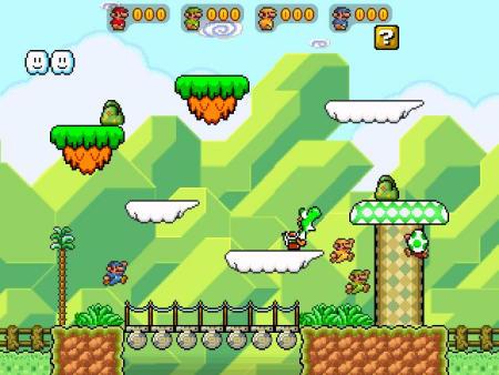 Super Mario War 1.7 Screenshot