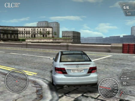 Mercedes-Benz CLC Dream Test Drive 1.0 Screenshot