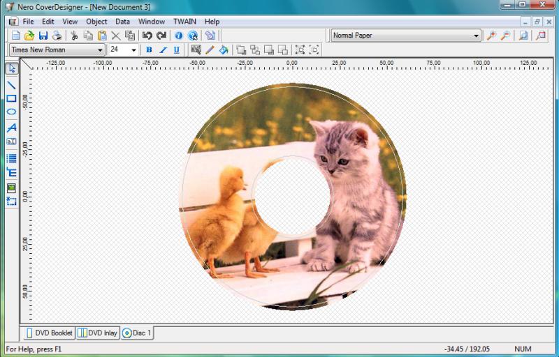 Nero Cover Screenshot