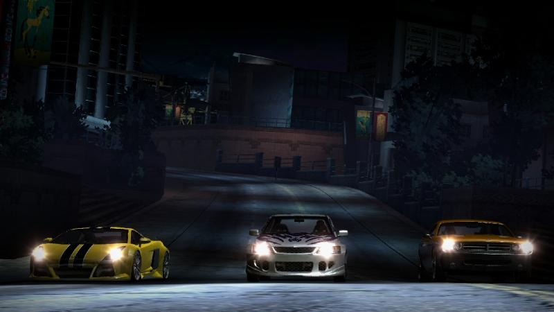 Need for Speed: Carbon 1.0 Screenshot
