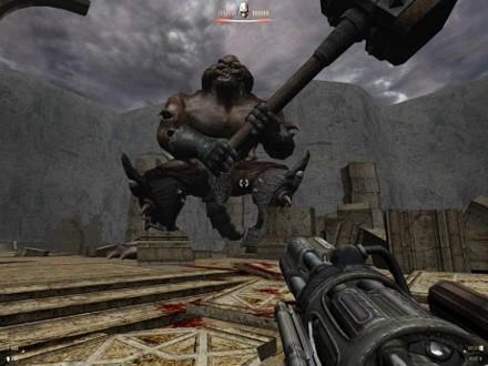 Painkiller: Resurrection 1.0 Screenshot