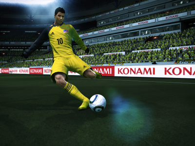 PES 2012 - Demo 1.0 Screenshot