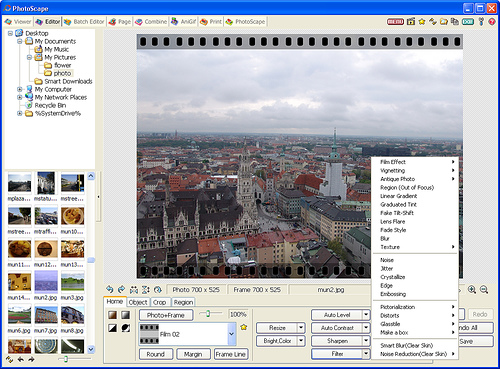 Photoscape 3.7 Screenshot