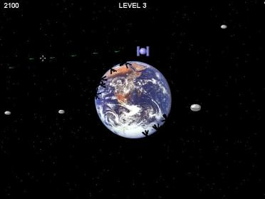 Planetary Defense 1.0 Screenshot