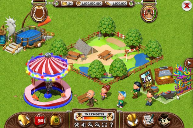 Ponyrama 1.0 Screenshot