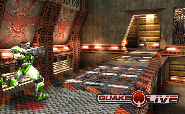 Quake Live 1.0 Screenshot
